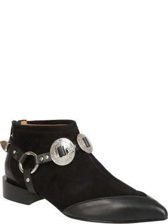 Toga Pulla Toga Pulla Low-top Ankle Boots