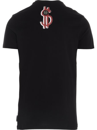 Philipp Plein 'plein Dollar Man' T-shirt