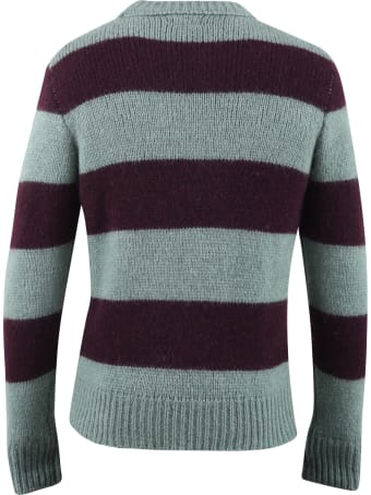 doppiaa Striped Sweater