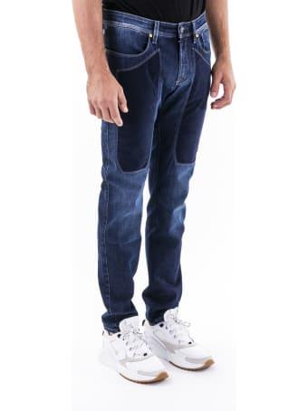 Jeckerson Jeans In Cotton Blend Jeckerson