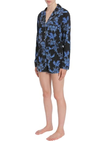 Stella McCartney Lingerie Poppy Snoozing Pajama Set