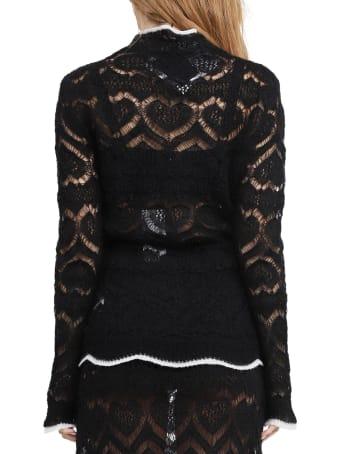 Marco Rambaldi Black Sweater