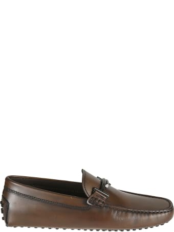 Tod's Double-t Logo Loafers