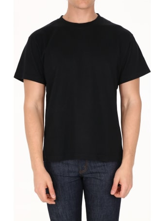 A-COLD-WALL Printed T-shirt Black