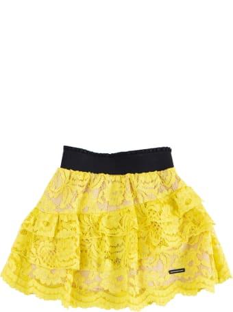 MARCOBOLOGNA Laced Detail Skirt