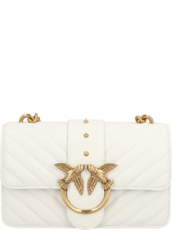 Pinko 'love Mini Icon Quilt' Bag