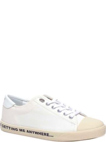 Celine Celine Blank Canvas Sneakers
