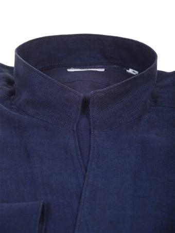 Bagutta linen shirt