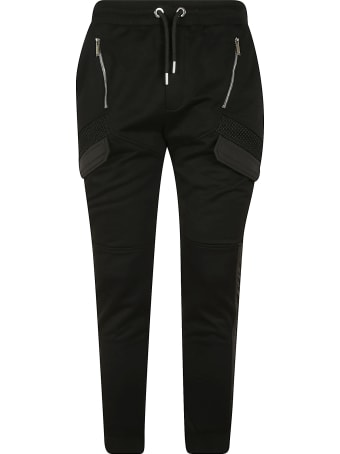 Les Hommes Ribbed Track Pants