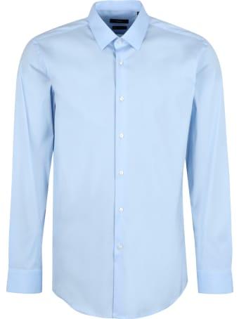Hugo Boss Stretch Poplin Shirt