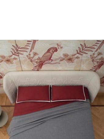Midsummer Milano Cavalieri Grey Blanket