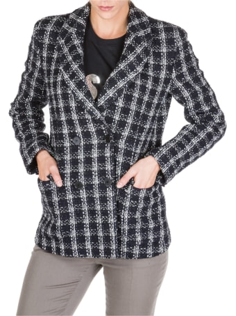 MSGM  Double Breasted Jacket Blazer