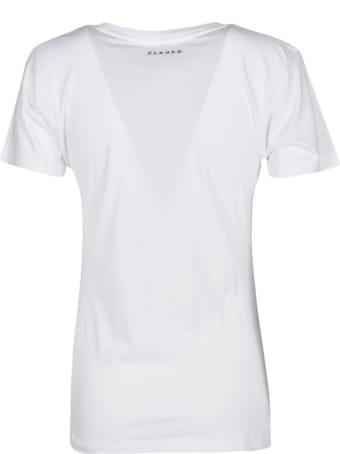 Parosh Star Motif T-shirt