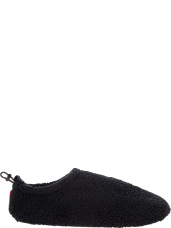Undercover Jun Takahashi Undercover Textured Cotton Slippers