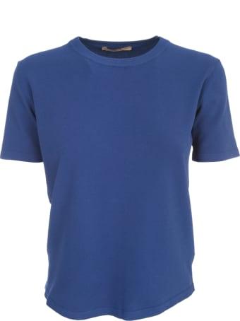 Nuur Viscose T-shirt S/s Crew Neck