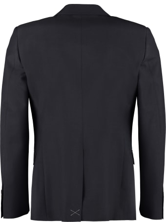 Alexander McQueen Single-breasted Two Button Jacket