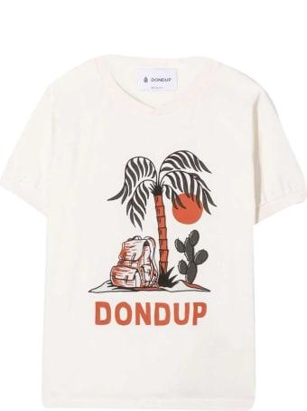 Dondup White T-shirt