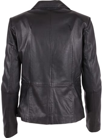 S.W.O.R.D.. Leather Blazer