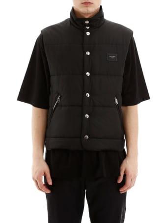 Dolce & Gabbana Puffer Vest