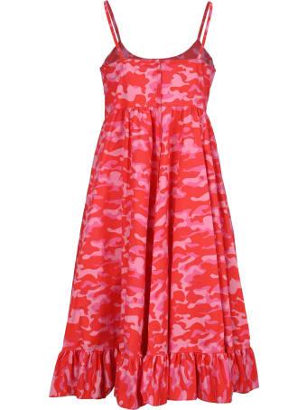 Comme Des Garçons Girl Dress Camouflage