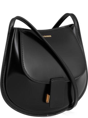 Jil Sander Leather Shoulder Strap Bag