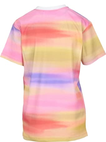 "See by Chloé See By Chloe' ""rainbow"" Logo T-shirt"