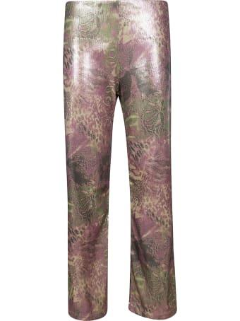 Collina Strada Printed Trousers