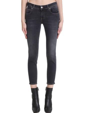 Haikure Victoria  Jeans In Black Denim