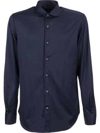 Loro Piana Andrew Shirt In Cotton