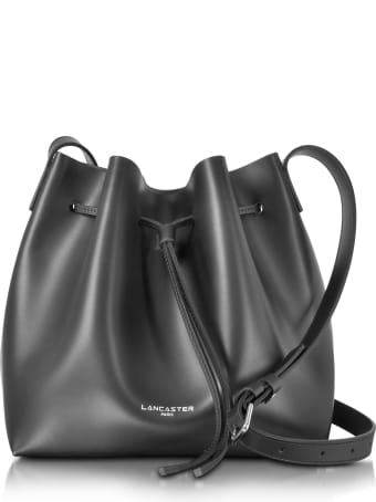 Lancaster Paris Pur Smooth Leather Bucket Bag