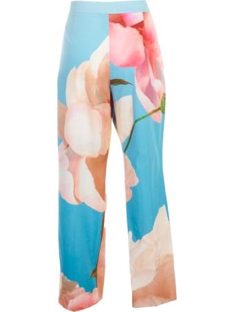 Mantù Pants Slim W/print