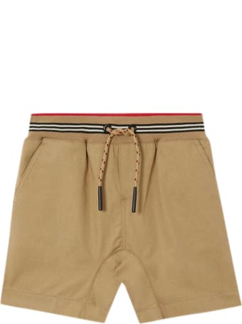 Burberry Beige Shorts