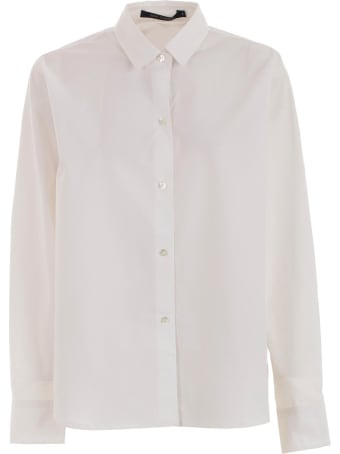 Sofie d'Hoore Shirt L/s Rounded Bottom