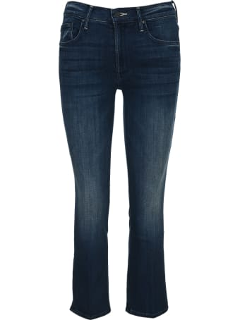 Mother The Insider Cropped Jeans