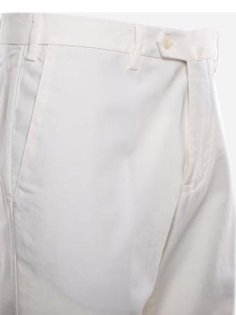 Loro Piana Slightly Stretch Cotton Trousers