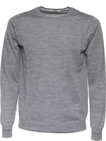 Paolo Pecora Paolo Pecora Gray Sweater