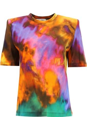 The Attico Bella Tie-dye T-shirt
