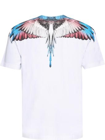 Marcelo Burlon Printed Cotton T-shirt