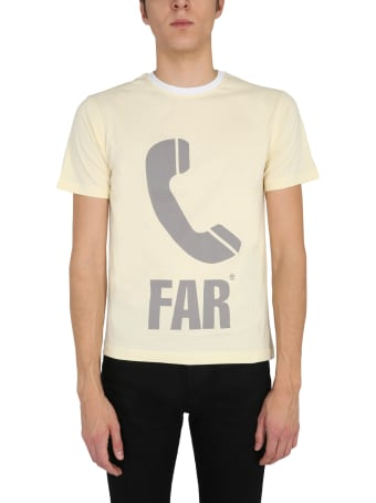Telfar Crew Neck T-shirt