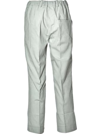 Sofie d'Hoore Classic Pants With Elastic Waist