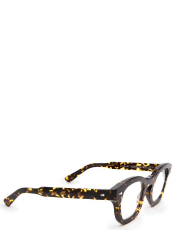 AHLEM Ahlem Le Marais Optic Yellow Turtle Glasses