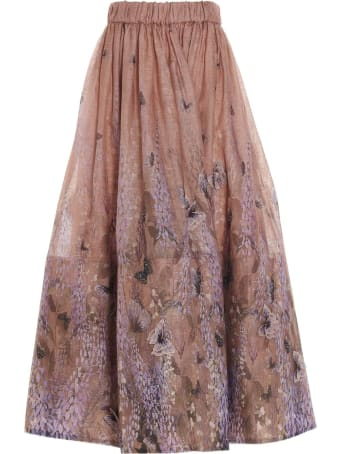 Zimmermann 'luminous' Skirt