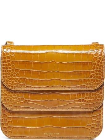 Rejina Pyo Ana Crocodile-embossed Leather Bag