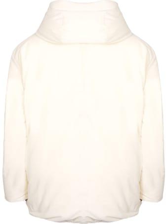 Jil Sander Light Beige Feather Down Jacket