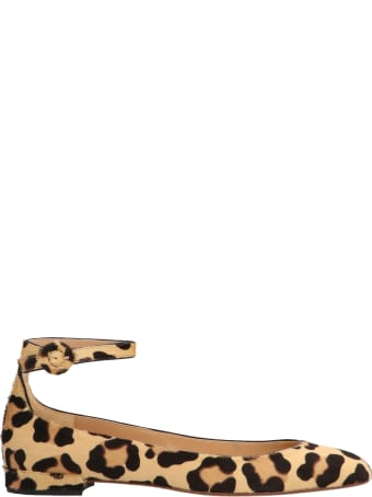Francesco Russo 'leopard' Shoes