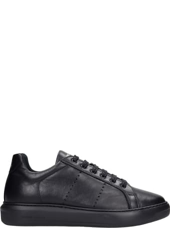 National Standard Edition 4  Sneakers In Black Leather
