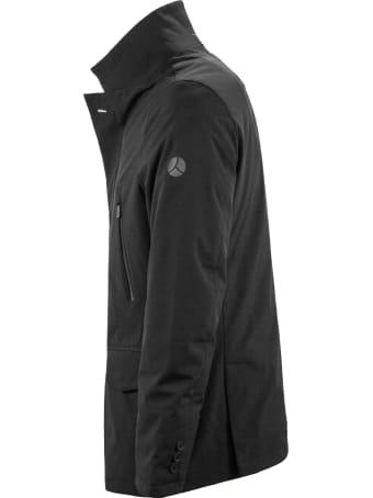 People Of Shibuya Black Technical Fabric Jacket