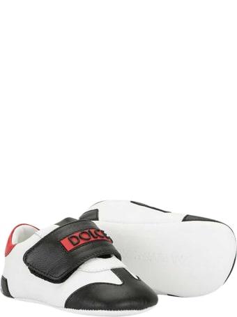 Dolce & Gabbana Newborn Sneakers