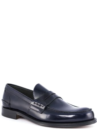 Church's Tunbridge Loafer Navy