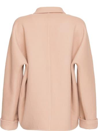 Jil Sander Single-breasted Coat